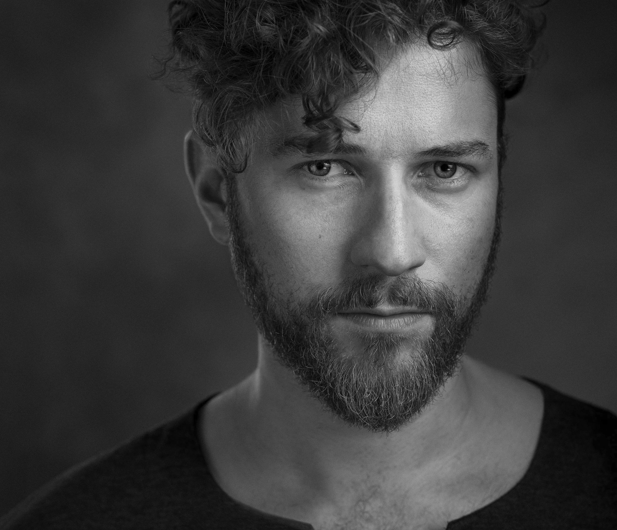 Portrait von Fotograf Johannes Diboky